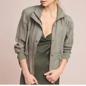 Marrakech Jacket in Olive